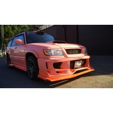 Front Bumper ChargeSpeed