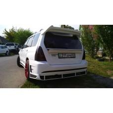 Rear Bumper HDTuning