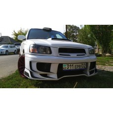 Charge speed front bumper