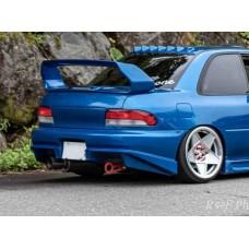 Bomex rear bumper