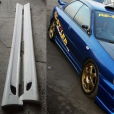 Side skirts ChargeSpeed